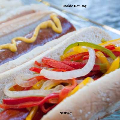 Rockie Hot Dog