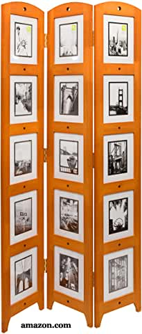 Room Divider Photo Display