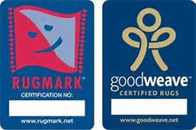 Rugmark and GoodWeave Labels