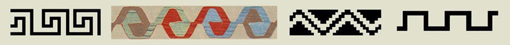 Running Water Motif (Aker Su)