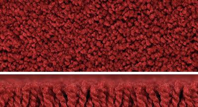 Saxony Straight Plush Residential Carpet Style