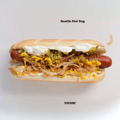 Seattle Hot Dog