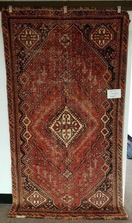 Shiraz Oriental Rug For