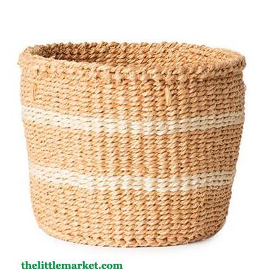 Sisal Basket