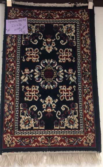 Synthetic Area Rug for Sale