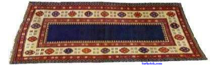Caucasian Talish Rug Open Field