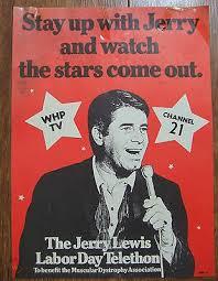 Vintage Telethon Poster