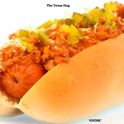 Texas Hot Dog