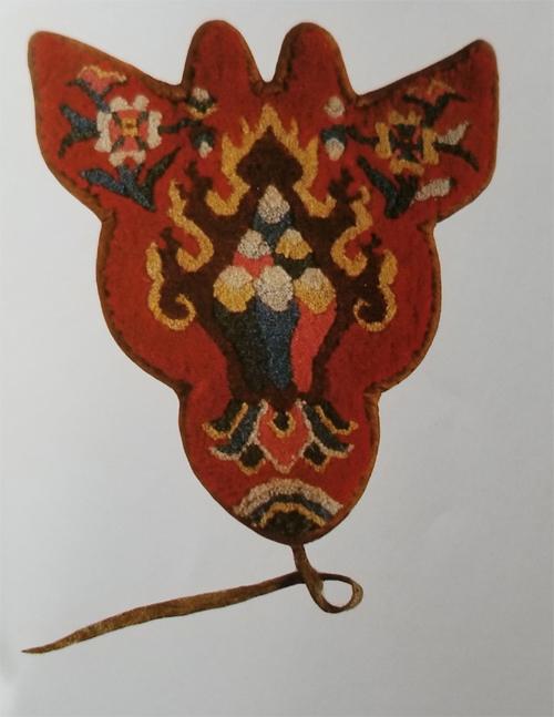 Tibetan Horse 'Jewelry'