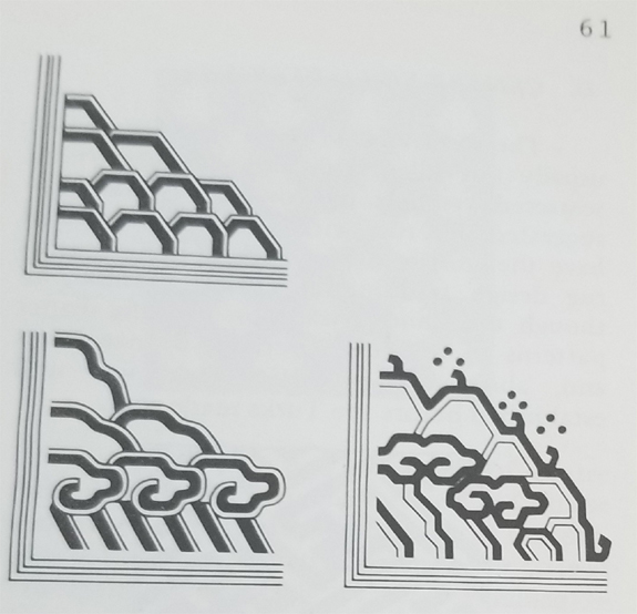 Tibetan Rug Corner Designs
