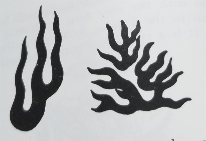 Tibetan Rug Design-The Fire