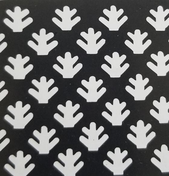 Tibetan Rug Footprint of the Frog Center Field Design