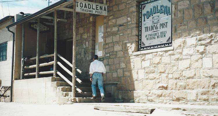 Toadalena Trading Post