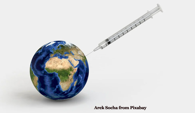 Vaccine for the World