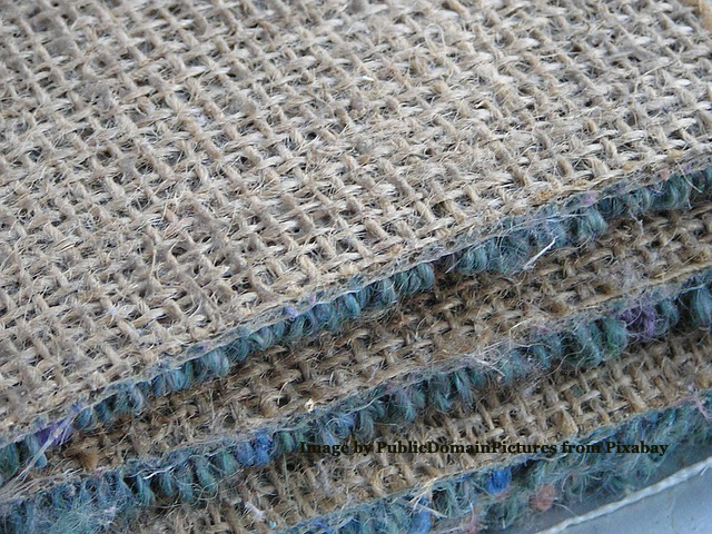 Jute Carpet Backing