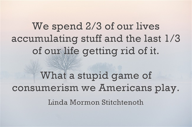 We Spend 2/3 Quote