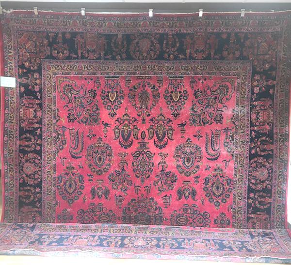 1st Quarter Persian Kashan for Sale