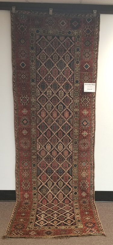 Tribal Oriental Rug for Sale