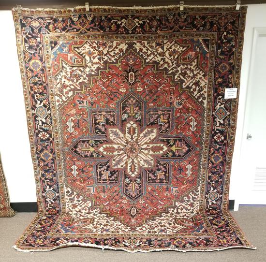 Iranian Heriz Rug for Sale