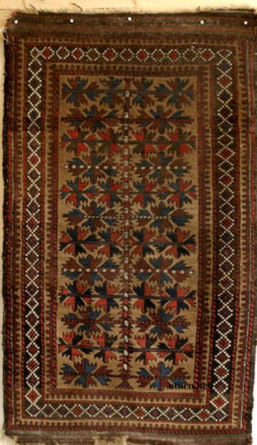 Baluchi Prayer Rug