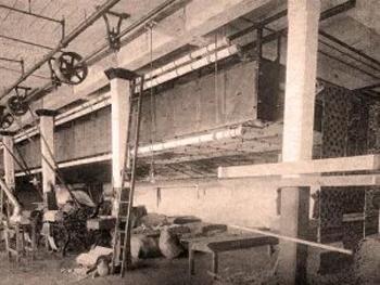 Beattie Carpet Mill