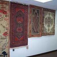 Consignment Rugs Hanging