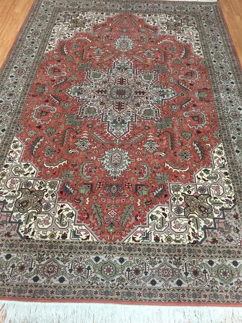 Tabriz-Heriz design