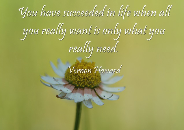 You Have Succeeded Quote