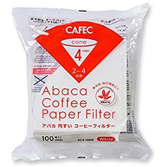 Abaca Coffee Filters
