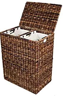 Abaca Laundry Basket