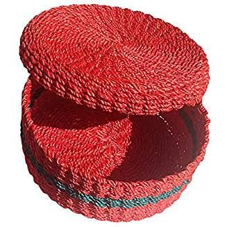 Abaca Tortilla Basket