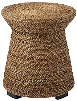 Abaca Accent Table