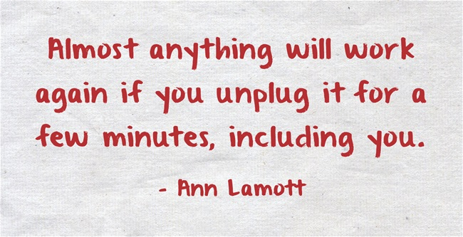 Almost Anything Quote