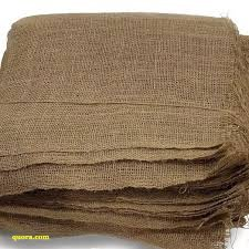 Burlap (Hessian) Cloth