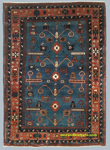 Derbend Oriental Rug - Early 20th Century