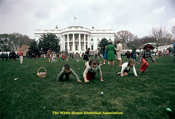 White House Easter Egg Roll - 1965