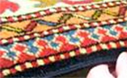 Example of Serging on Sides
