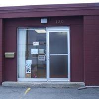 Front Office Door