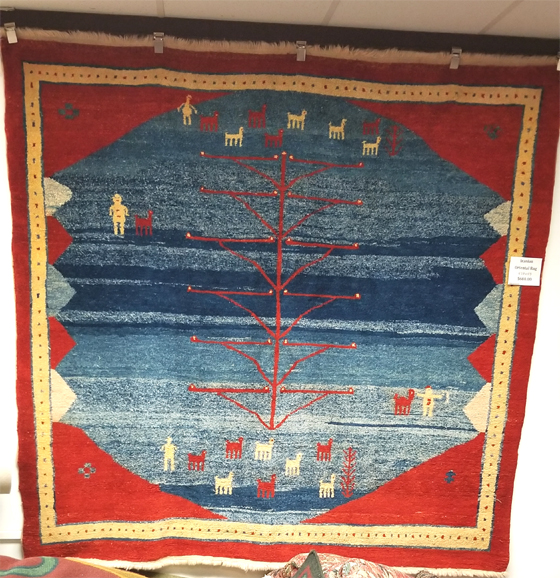 Iranian Oriental Rug for Sale