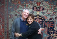 Ken & Harriet Adams, Owners of ABC