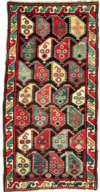 Boteh Motif Karabagh