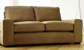 Nubuck Leather Sofa
