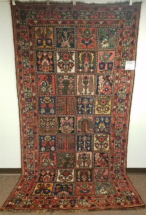 Persian Bakhtiari Rug for Sale