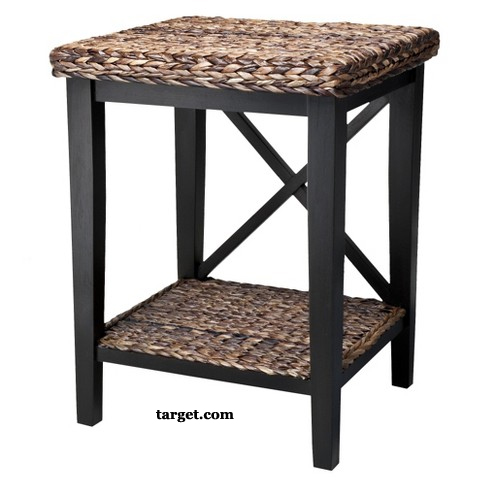 Seagrass Night Table