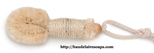 Sisal Nail Brush