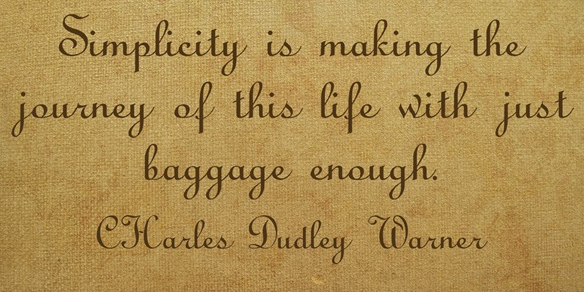 Simplicity Is Quote