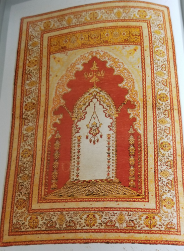 Turkish Rug-Kayseri-19th Century