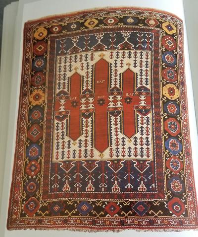 Turkish Rug-Kula-18th Century