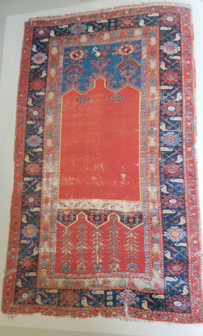 Turkish Rug-Ladik-18th Century