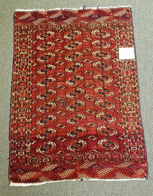 Turkomen Oriental Rug for Sale